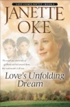 Love's Unfolding Dream (Love Comes Softly Book #6) book summary, reviews and downlod
