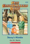 The Baby-Sitters Club #18: Stacey's Mistake book summary, reviews and download