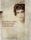 portrait tips and techniques book summary, reviews and download