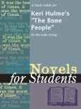 """A Study Guide for Keri Hulme's """"The Bone People"""" book summary, reviews and downlod"""