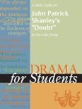 """A Study Guide for John Patrick Shanley's """"Doubt"""" book summary, reviews and downlod"""