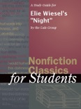 """A Study Guide for Elie Wiesel's """"Night"""" book summary, reviews and downlod"""