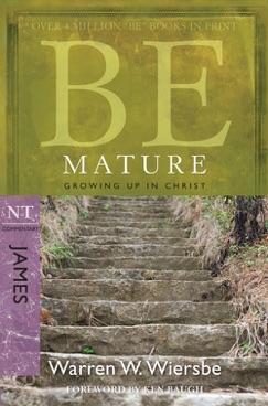 Be Mature (James) E-Book Download