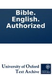 The Bible: King James version book summary, reviews and downlod