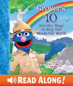 Grover's 10 Terrific Ways to Help Our Wonderful World (Sesame Street) E-Book Download