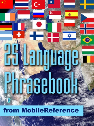 25 Language Phrasebook by MobileReference Book Summary, Reviews and E-Book Download