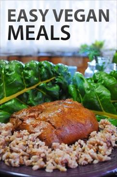 Easy Vegan Meals E-Book Download