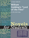 """A Study Guide for William Golding's """"Lord of the Flies"""" book summary, reviews and downlod"""