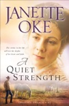 A Quiet Strength (Prairie Legacy Book #3) book summary, reviews and downlod