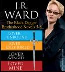 J.R. Ward The Black Dagger Brotherhood Novels 5-8 book summary, reviews and downlod