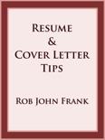 Resume & Cover Letter Tips