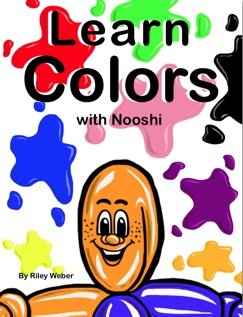 Learn Colors with Nooshi E-Book Download