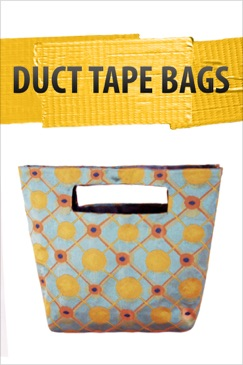 Duct Tape Bags! E-Book Download