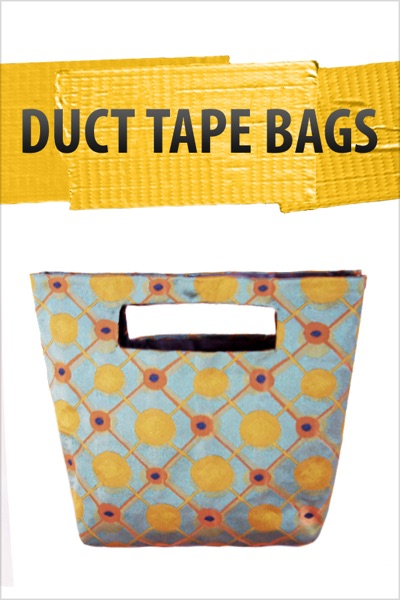 Duct Tape Bags! by Authors and Editors of Instructables Book Summary, Reviews and E-Book Download
