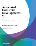 Associated Industrial Developments v. J. book summary, reviews and downlod