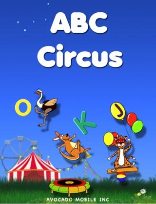 ABC Circus by Avocado Mobile Inc E-Book Download