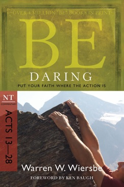 Be Daring (Acts 13-28) E-Book Download
