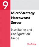 Narrowcast Server book summary, reviews and download