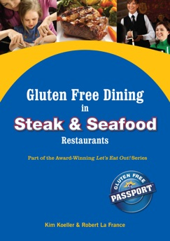 Gluten Free Dining in Steak and Seafood Restaurants E-Book Download