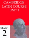 Cambridge Latin Course (4th Ed) Unit 1 Stage 2