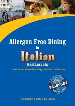 Allergen Free Dining In Italian Restaurants E-Book Download