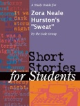 """A Study Guide for Zora Neale Hurston's """"Sweat"""" book summary, reviews and downlod"""