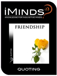Quoting: Friendship E-Book Download