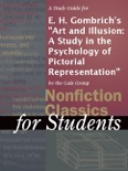 """A Study Guide for E. H. Gombrich's """"Art and Illusion: A Study in the Psychology of Pictorial Representation"""" book summary, reviews and downlod"""