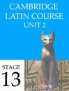 Cambridge Latin Course (4th Ed) Unit 2 Stage 13