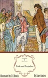 Pride and Prejudice: The Illustrated Edition book summary, reviews and downlod