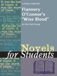 """A Study Guide for Flannery O'Connor's """"Wise Blood"""" book summary, reviews and downlod"""