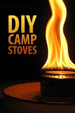 DIY Camp Stoves E-Book Download