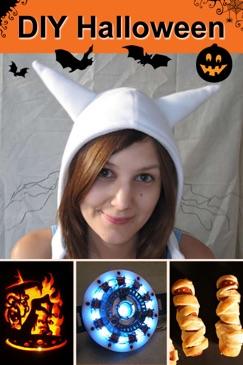 DIY Halloween E-Book Download