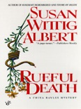 Rueful Death book summary, reviews and downlod