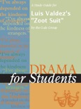 """A Study Guide for Luis Valdez's """"Zoot Suit"""" book summary, reviews and downlod"""