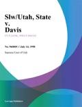 Slw/Utah book summary, reviews and downlod