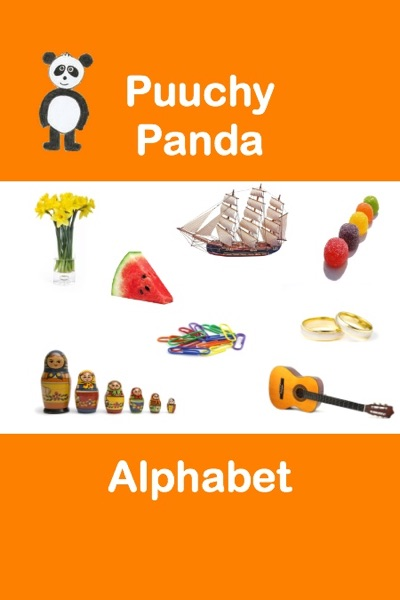 Puuchy Panda Alphabet by Tytus Michalski Book Summary, Reviews and E-Book Download