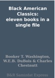 Black American Classics: eleven books in a single file book summary, reviews and downlod