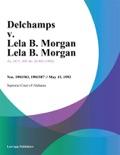 Delchamps v. Lela B. Morgan Lela B. Morgan book summary, reviews and downlod