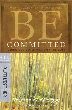 Be Committed (Ruth & Esther) E-Book Download