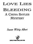 Love Lies Bleeding book summary, reviews and downlod