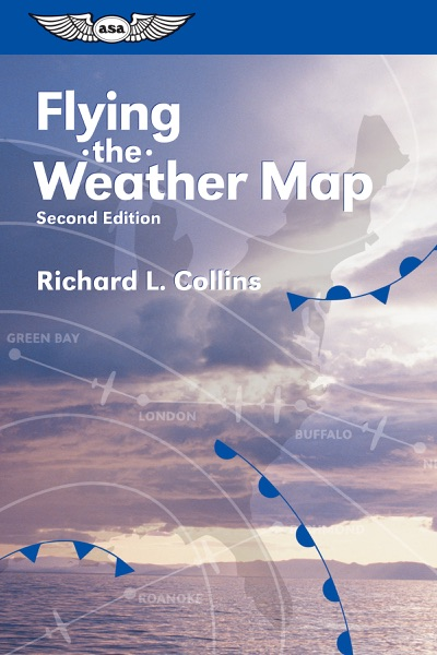Flying the Weather Map by Richard L. Collins Book Summary, Reviews and E-Book Download