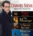 Daniel Silva Gabriel Allon Novels 5-8 book summary, reviews and downlod