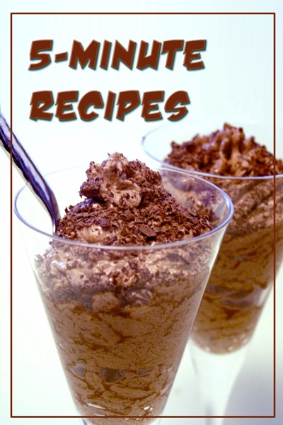 5-Minute Recipes by Authors and Editors of Instructables Book Summary, Reviews and E-Book Download