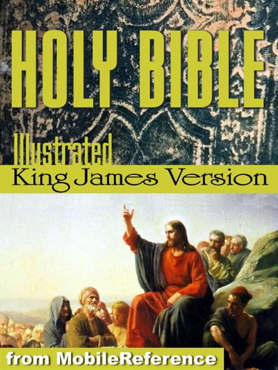 The Holy Bible (King James Version, KJV) by MobileReference Book Summary, Reviews and E-Book Download