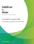 Saldivar v. State book summary, reviews and downlod