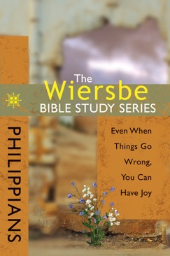 The Wiersbe Bible Study Series: Philippians E-Book Download
