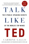 Talk Like TED book summary, reviews and download