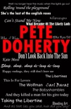Pete Doherty book summary, reviews and downlod