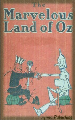 The Marvelous Land of Oz (Illustrated + FREE audiobook download link) E-Book Download